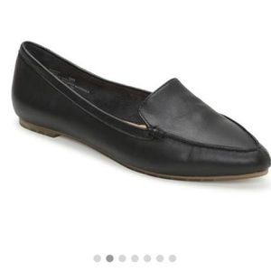 Me Too Audra Leather loafer flats
